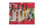 Набор ножей LARA LR05-25
