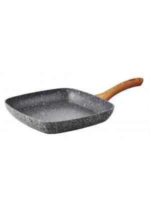 Сковорода LARA GRANIT LR01-56-26 GRILL