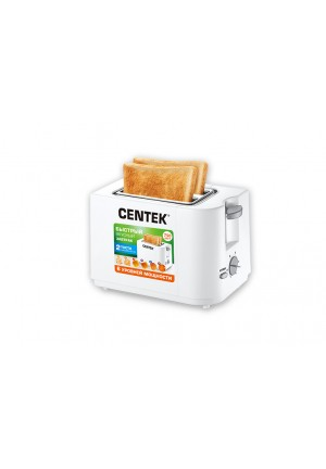 Тостер Centek CT-1425 White